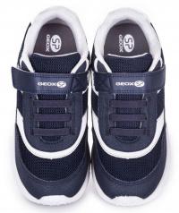 Кроссовки детские Geox J NEW TORQUE BOY XK6157 брендовая обувь, 2017