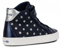 Ботинки детские Geox J GISLI GIRL XK6159 размеры обуви, 2017