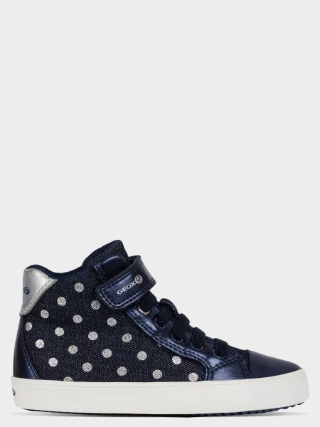 Ботинки детские Geox J GISLI GIRL XK6159 купить обувь, 2017