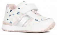 Черевики  дитячі Geox B RISHON GIRL B920LA-0AW54-C0406 розмірна сітка взуття, 2017
