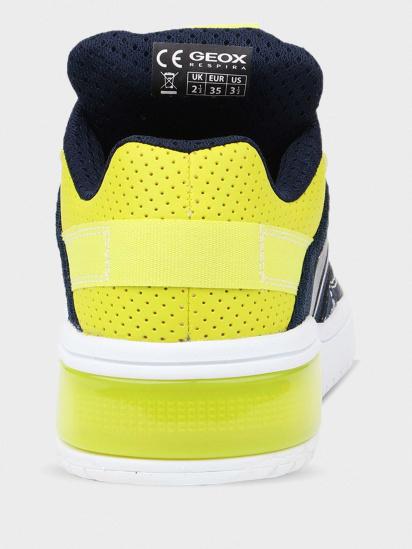 Кроссовки детские Geox J XLED BOY XK6224 размеры обуви, 2017