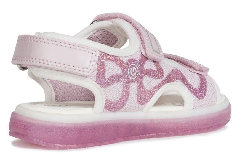 Сандалии детские Geox J SANDAL BLIKK GIRL XK6227 цена обуви, 2017