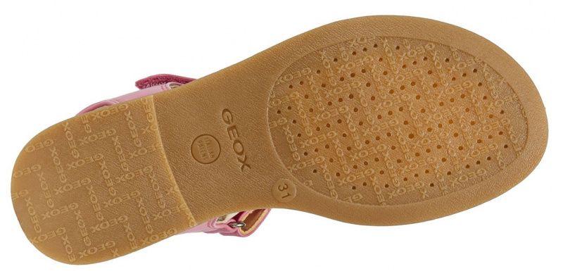 Сандалии детские Geox J SANDAL KARLY GIRL XK6241 цена обуви, 2017