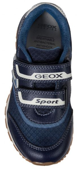 Кроссовки для детей Geox J PAVEL XK6249 купить обувь, 2017