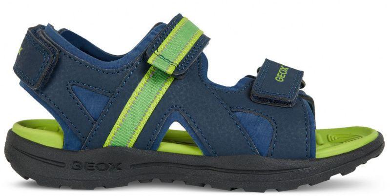 Сандалии детские Geox J GLEEFUL BOY XK6253 размеры обуви, 2017