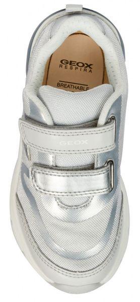 Кроссовки для детей Geox J SPACECLUB GIRL XK6254 цена обуви, 2017