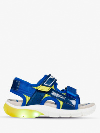 Сандалии детские Geox J SANDAL FLEXYPER BO J929DC-014BU-C0749 брендовая обувь, 2017