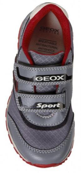 Кроссовки для детей Geox J PAVEL XK6261 купить обувь, 2017