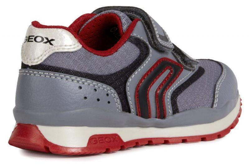 Кроссовки для детей Geox J PAVEL XK6261 размеры обуви, 2017