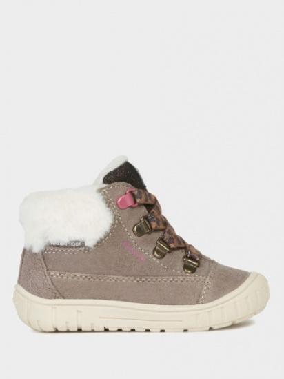 Черевики  для дітей Geox B OMAR GIRL WPF B842LA-00022-C9006 розмірна сітка взуття, 2017