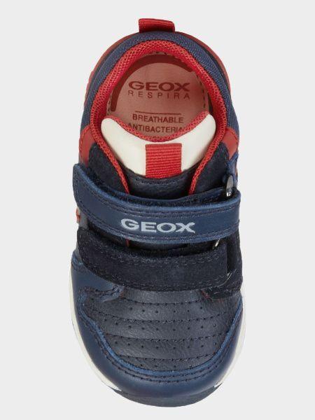 Ботинки детские Geox B RISHON BOY XK6283 купить обувь, 2017
