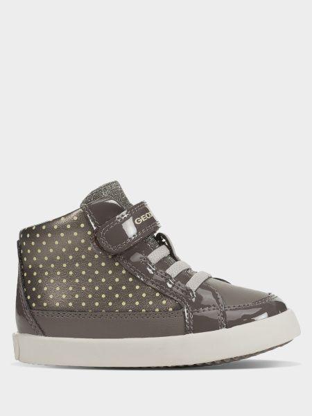 Ботинки детские Geox B GISLI GIRL XK6292 купить обувь, 2017
