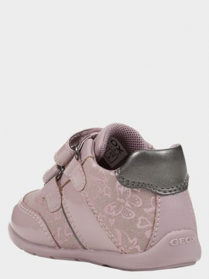 Ботинки детские Geox B ELTHAN GIRL XK6297 размеры обуви, 2017
