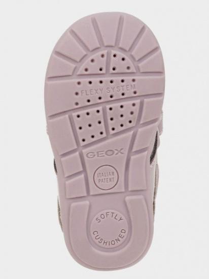 Ботинки детские Geox B ELTHAN GIRL XK6297 купить обувь, 2017