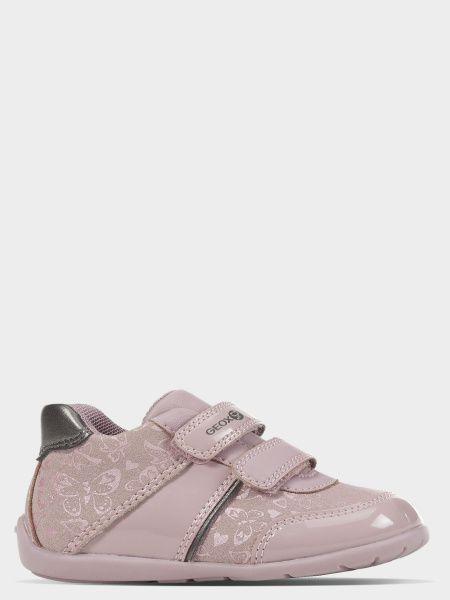 Ботинки детские Geox B ELTHAN GIRL XK6297 брендовая обувь, 2017