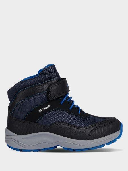 Купить Ботинки детские Geox J NEW ALASKA BOY B W XK6348, Многоцветный