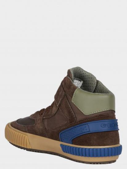 Ботинки для детей Geox J ALONISSO BOY XK6378 Заказать, 2017