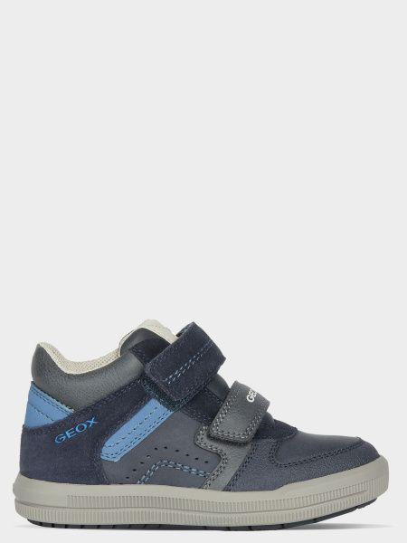 Купить Ботинки детские Geox J ARZACH BOY XK6387, Синий