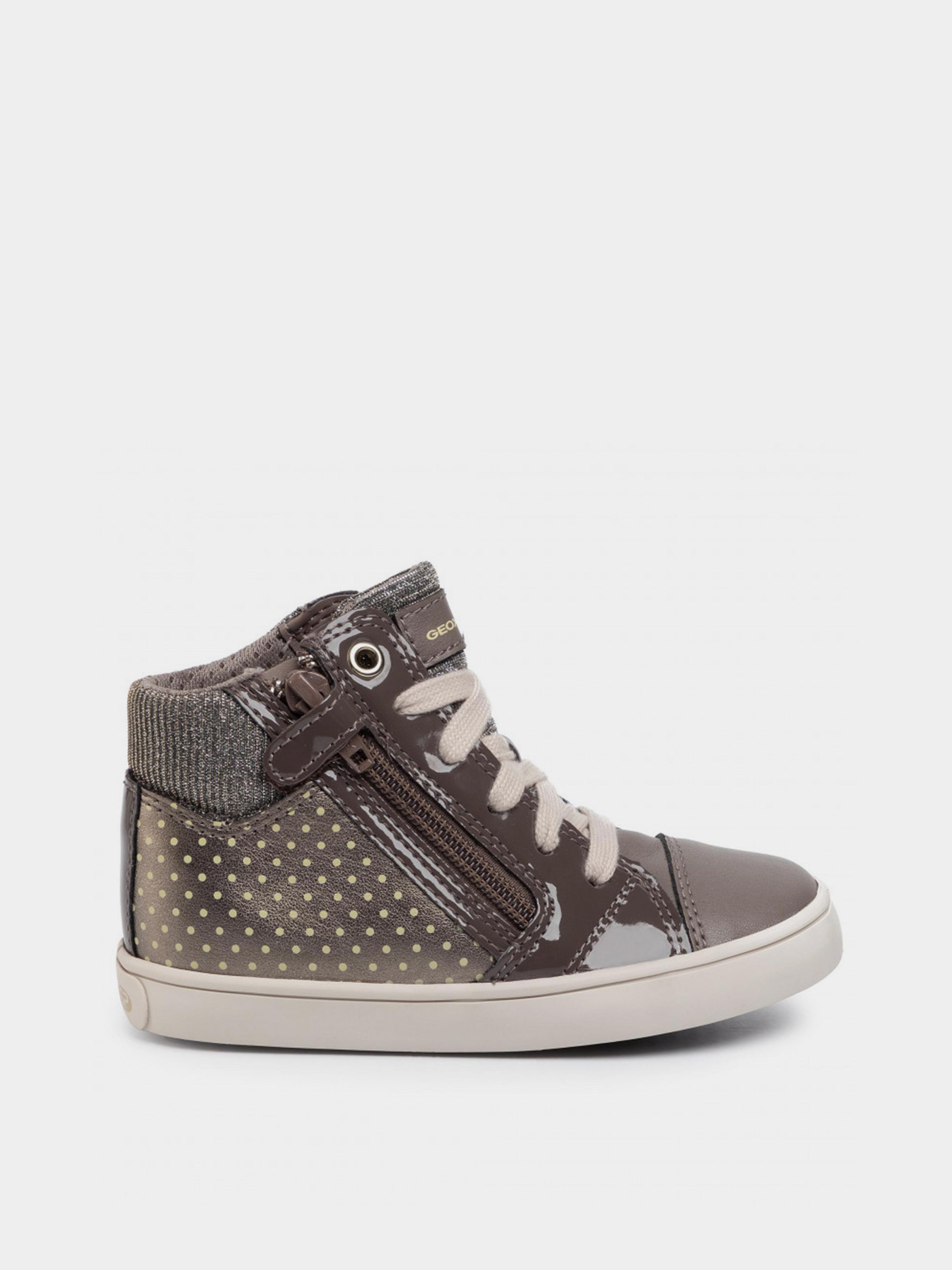 Ботинки детские Geox J GISLI GIRL XK6408 купить обувь, 2017