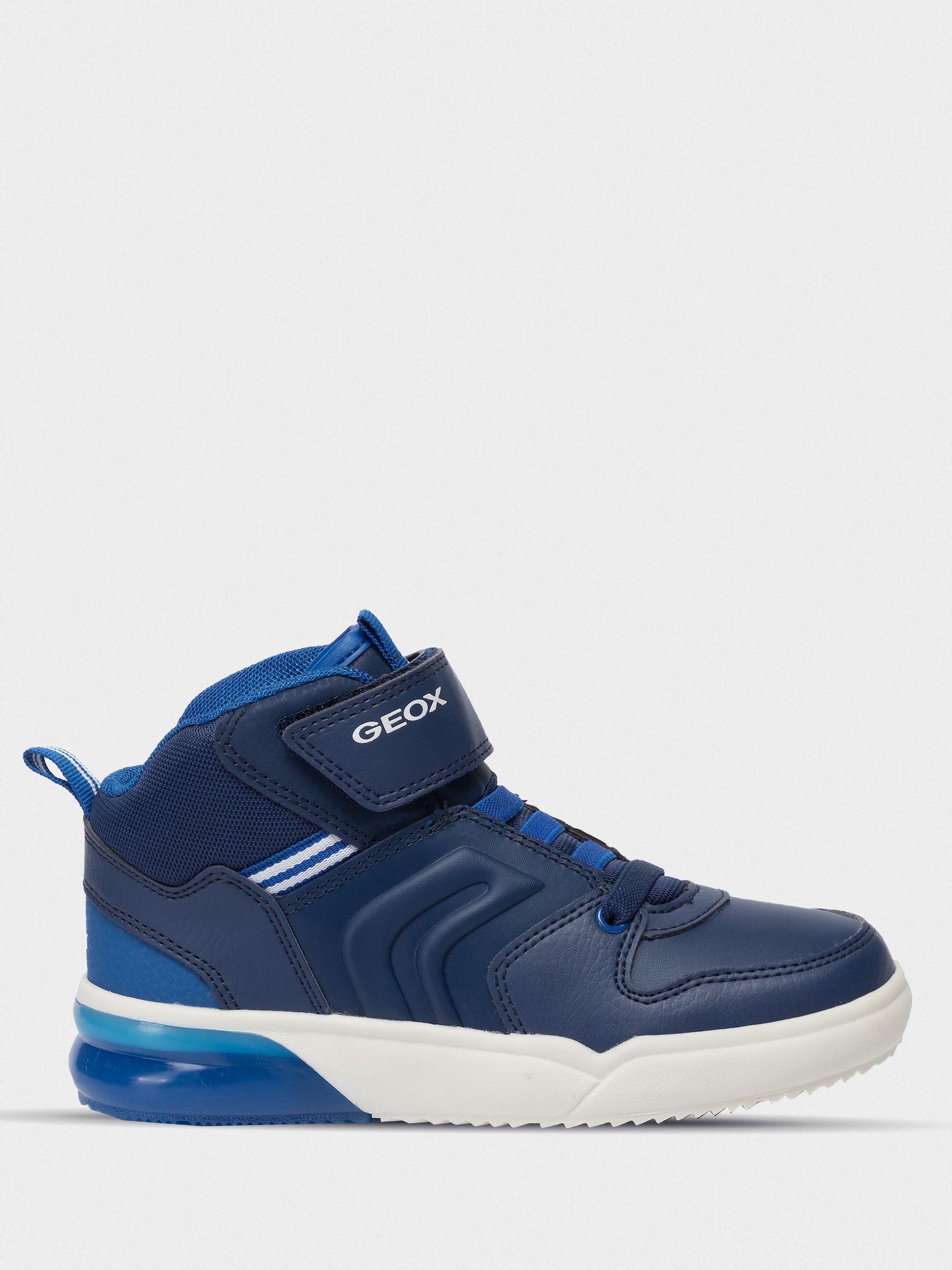 Купить Ботинки детские Geox J GRAYJAY BOY XK6468, Синий