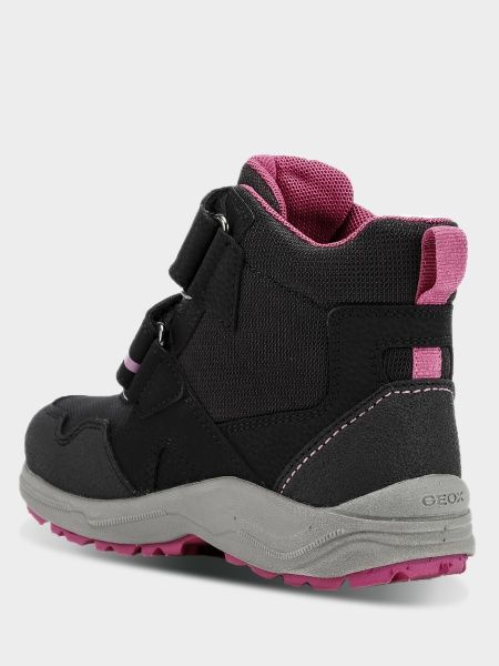 Ботинки детские Geox J KURAY GIRL B ABX XK6479 смотреть, 2017