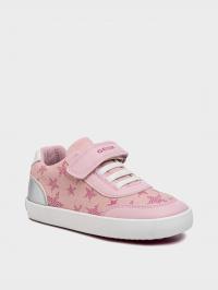 Напівчеревики  дитячі Geox B GISLI GIRL B021MA-05410-C0514 розмірна сітка взуття, 2017