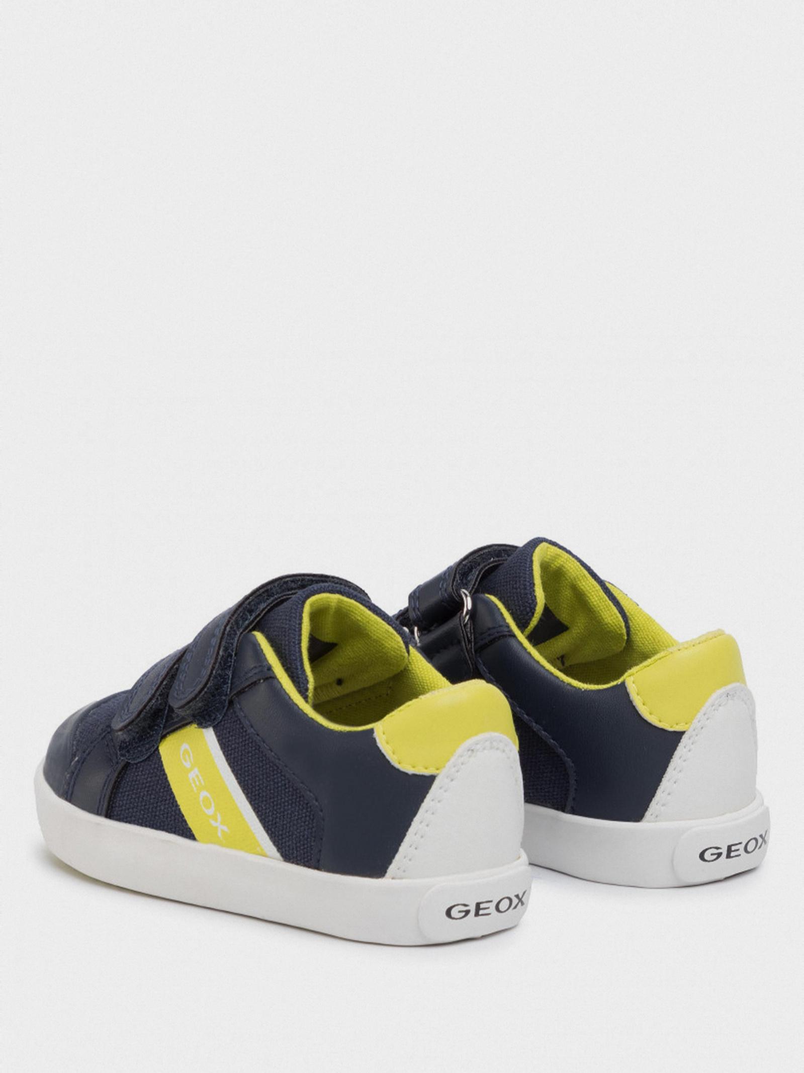 Полуботинки для детей Geox B GISLI BOY B021NB-01054-C0749 размерная сетка обуви, 2017
