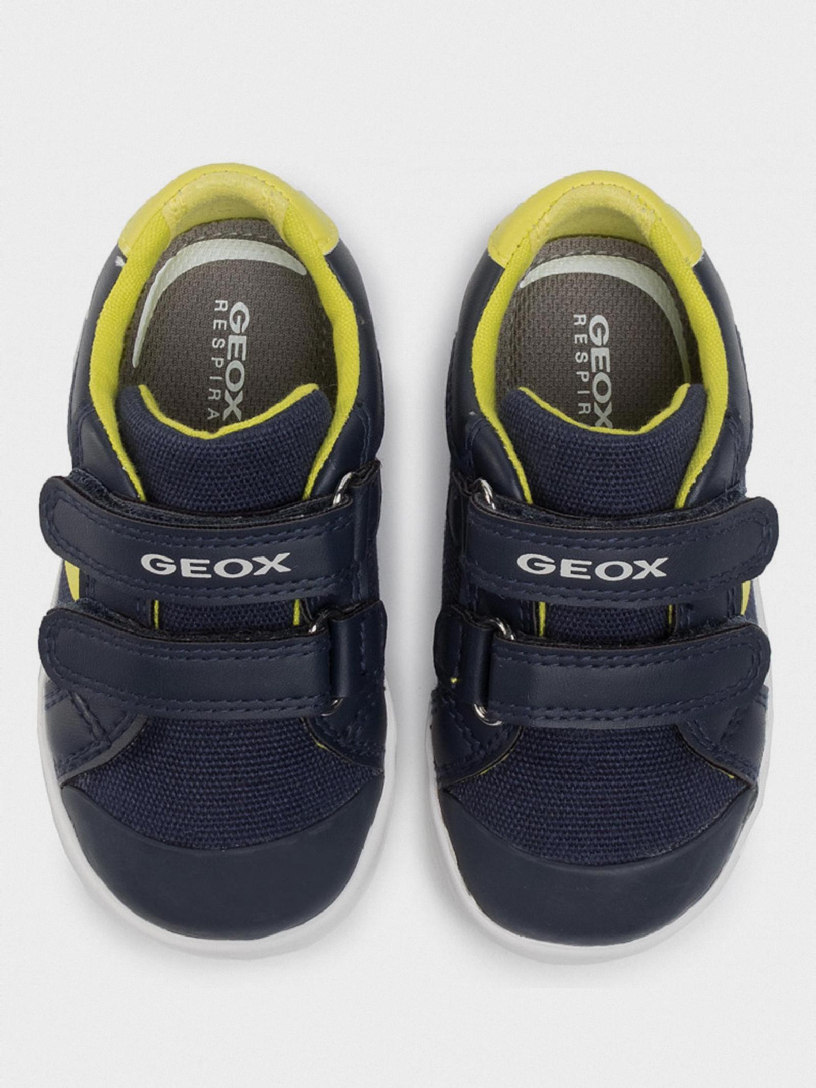Полуботинки для детей Geox B GISLI BOY B021NB-01054-C0749 брендовая обувь, 2017