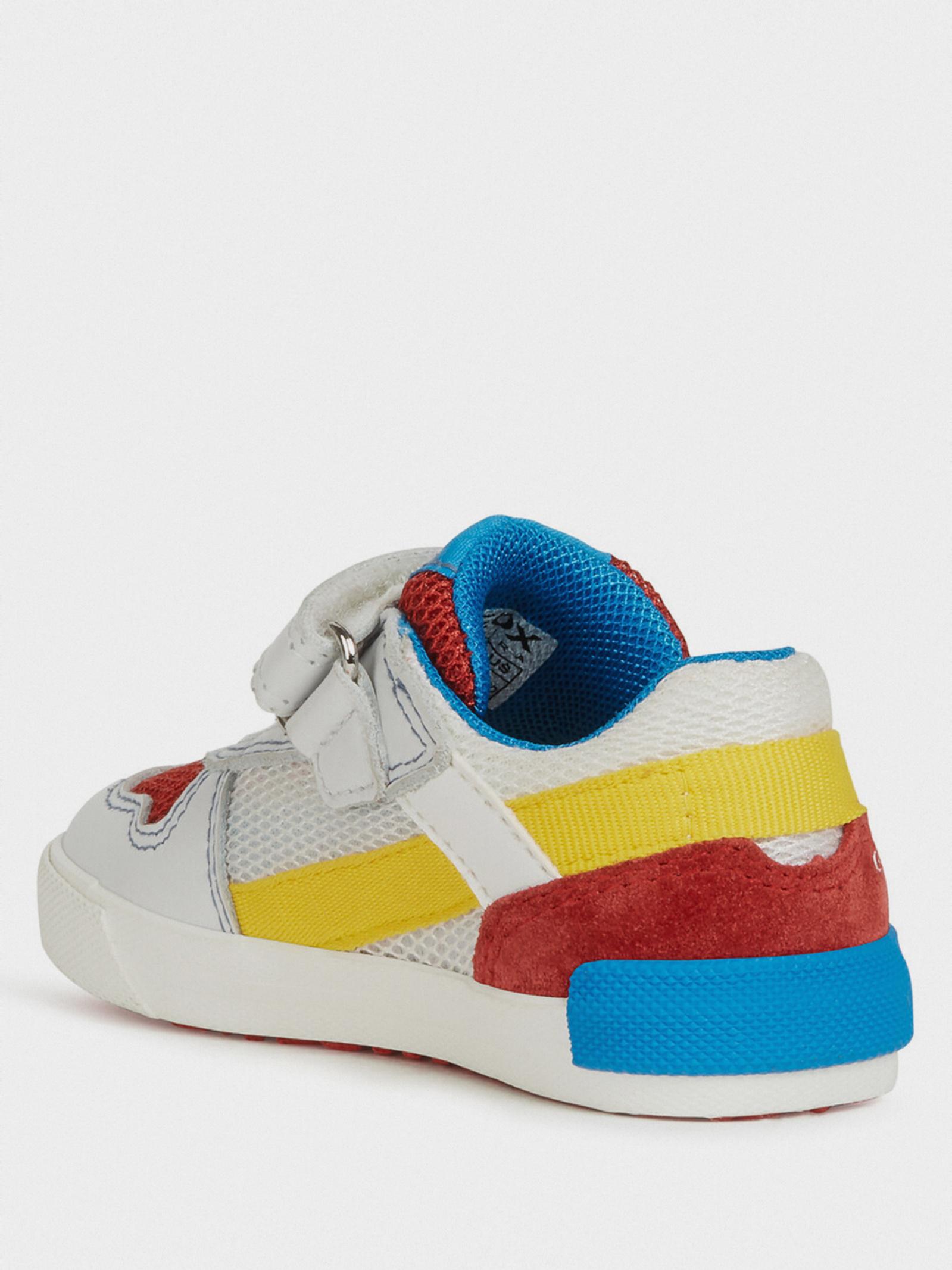 Полуботинки для детей Geox B KILWI BOY B02A7A-08514-C1026 размерная сетка обуви, 2017
