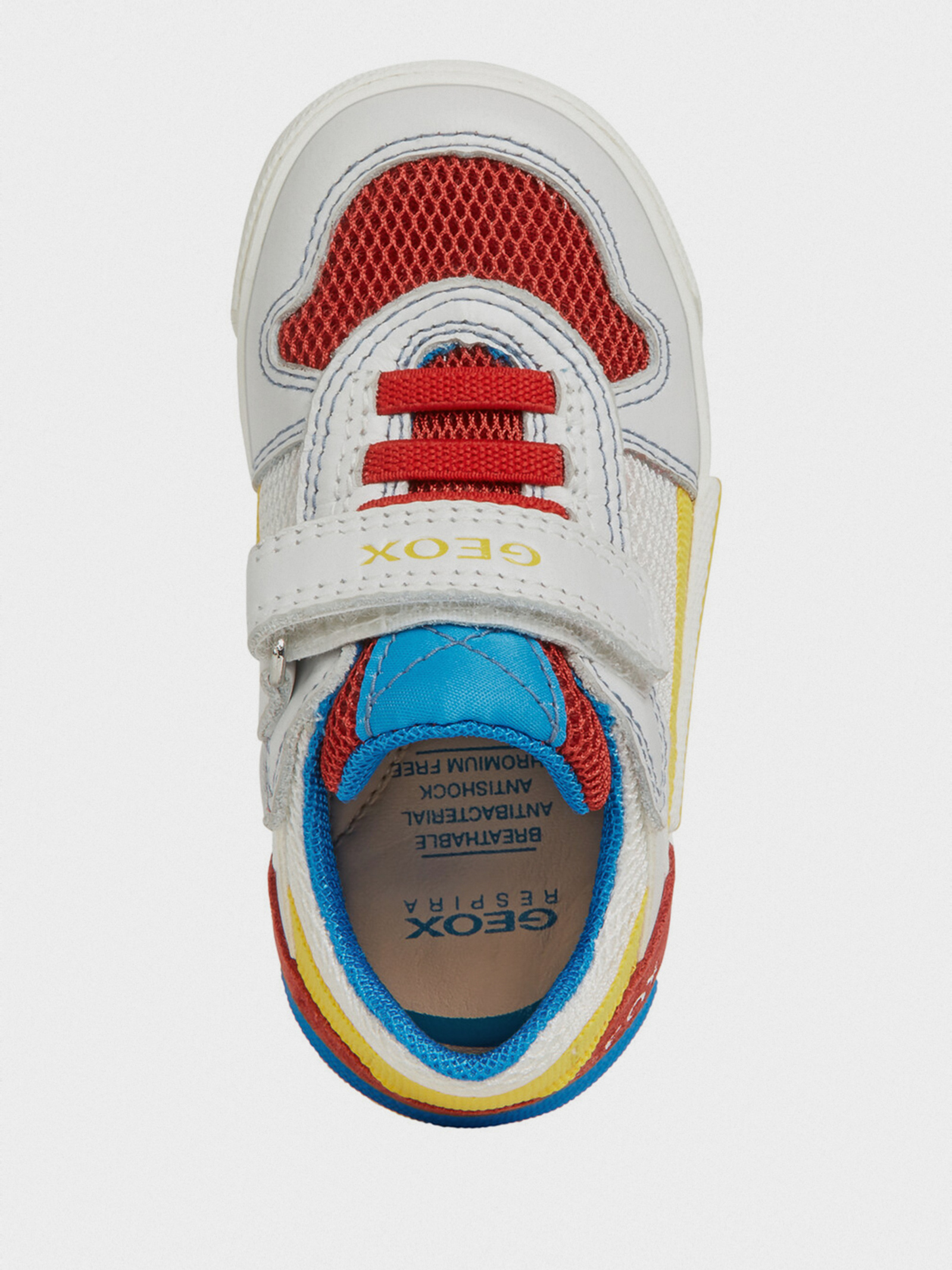 Полуботинки для детей Geox B KILWI BOY B02A7A-08514-C1026 брендовая обувь, 2017