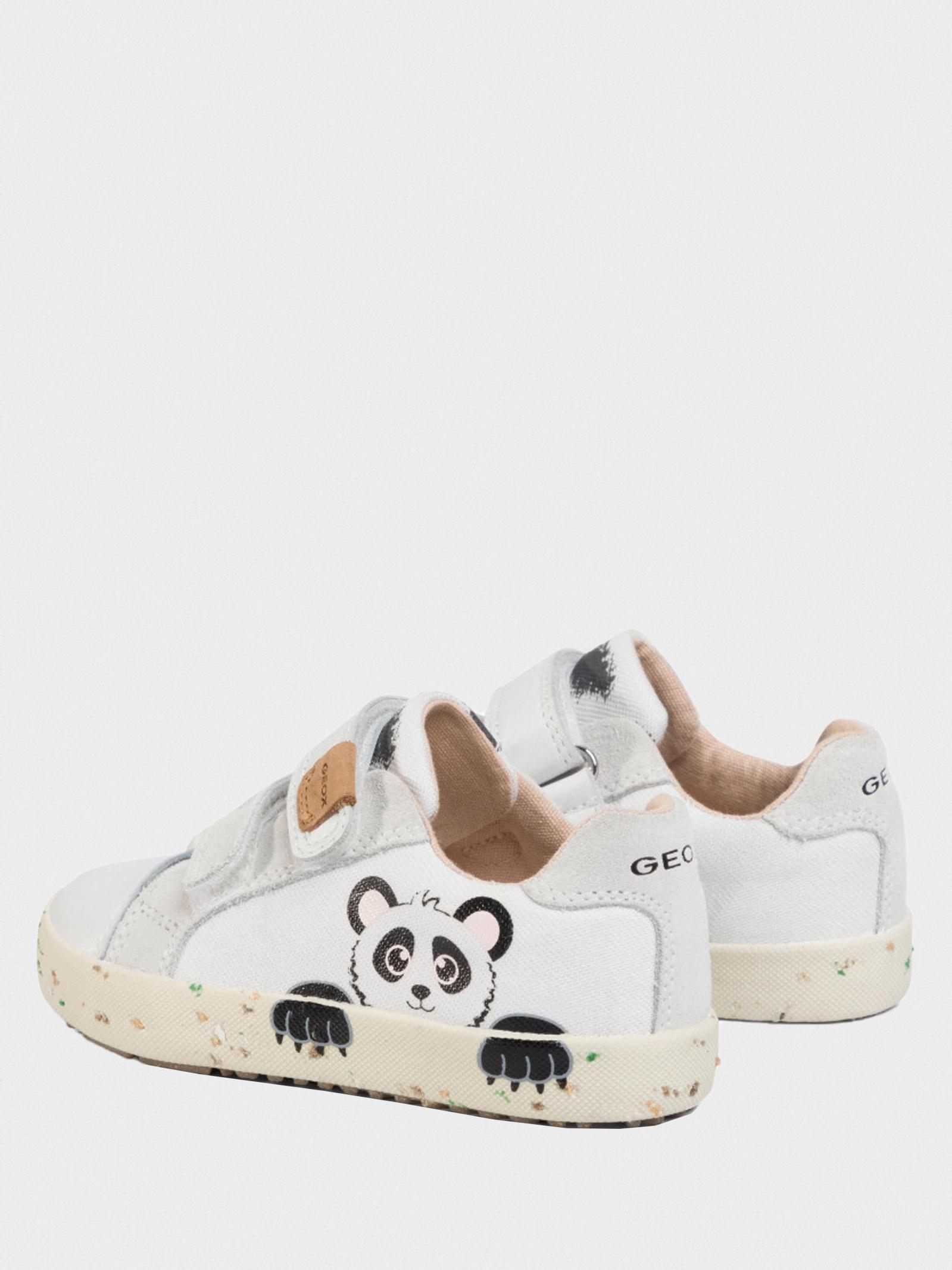 Напівчеревики  дитячі Geox B KILWI GIRL B02D5H-0ZB44-C0404 розмірна сітка взуття, 2017