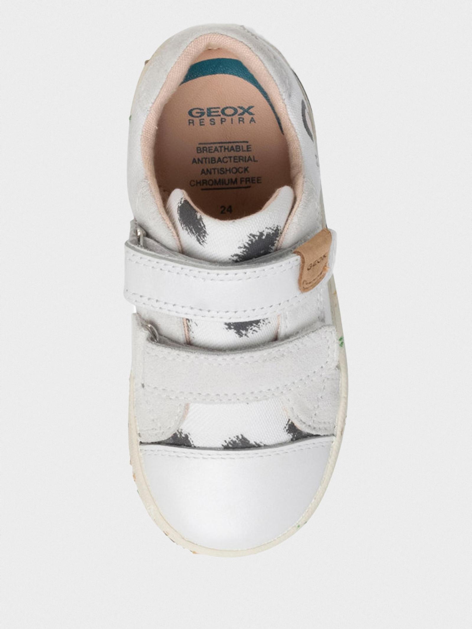 Напівчеревики  дитячі Geox B KILWI GIRL B02D5H-0ZB44-C0404 брендове взуття, 2017