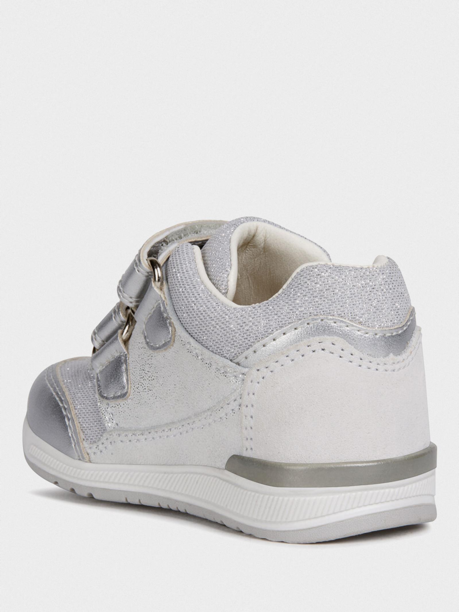 Кросівки  дитячі Geox B RISHON GIRL B840LA-0MAAS-C0007 фото, купити, 2017