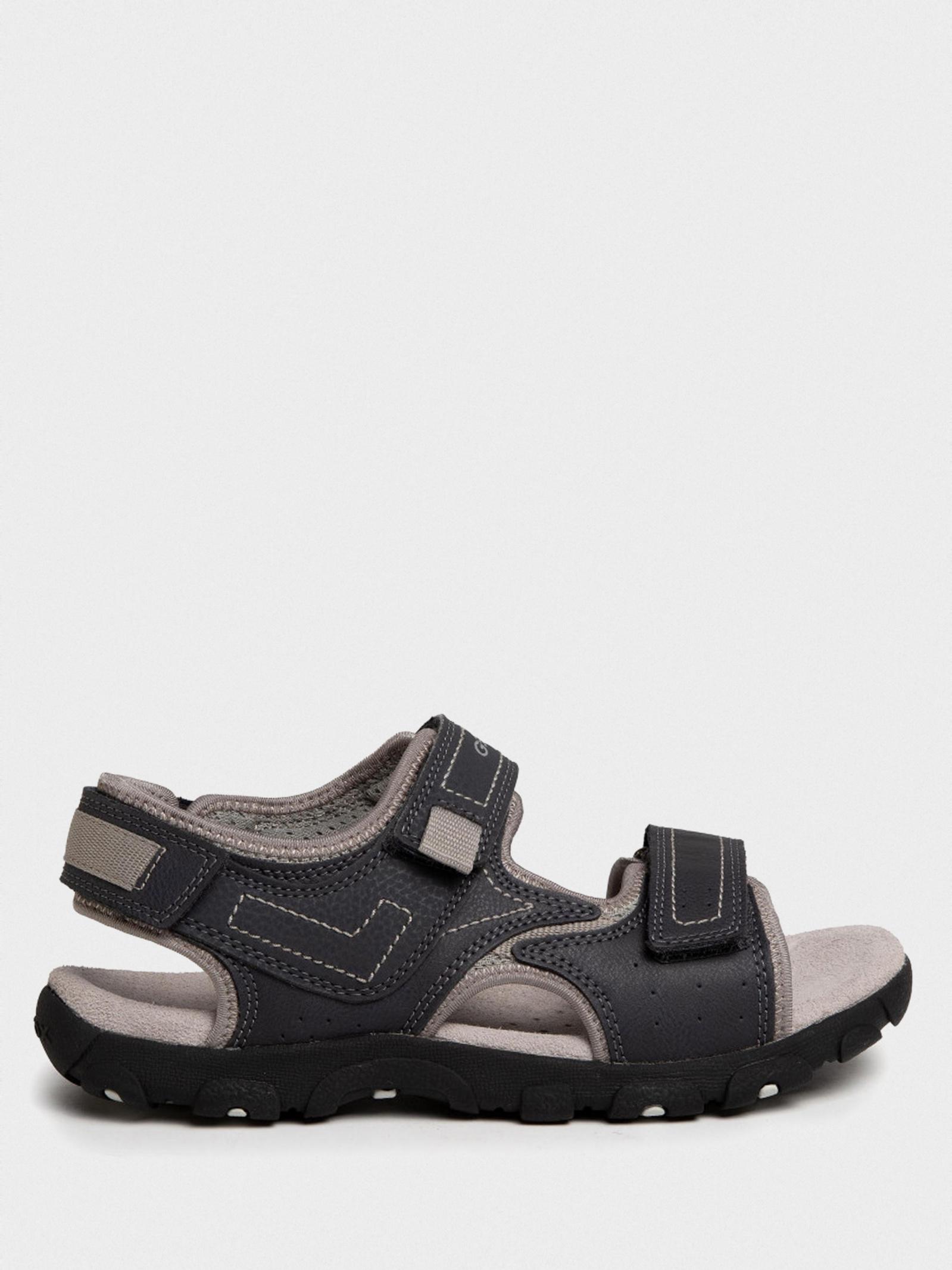 Сандалии для детей Geox JR SANDAL STRADA J0224A-0MECE-C0661 размерная сетка обуви, 2017