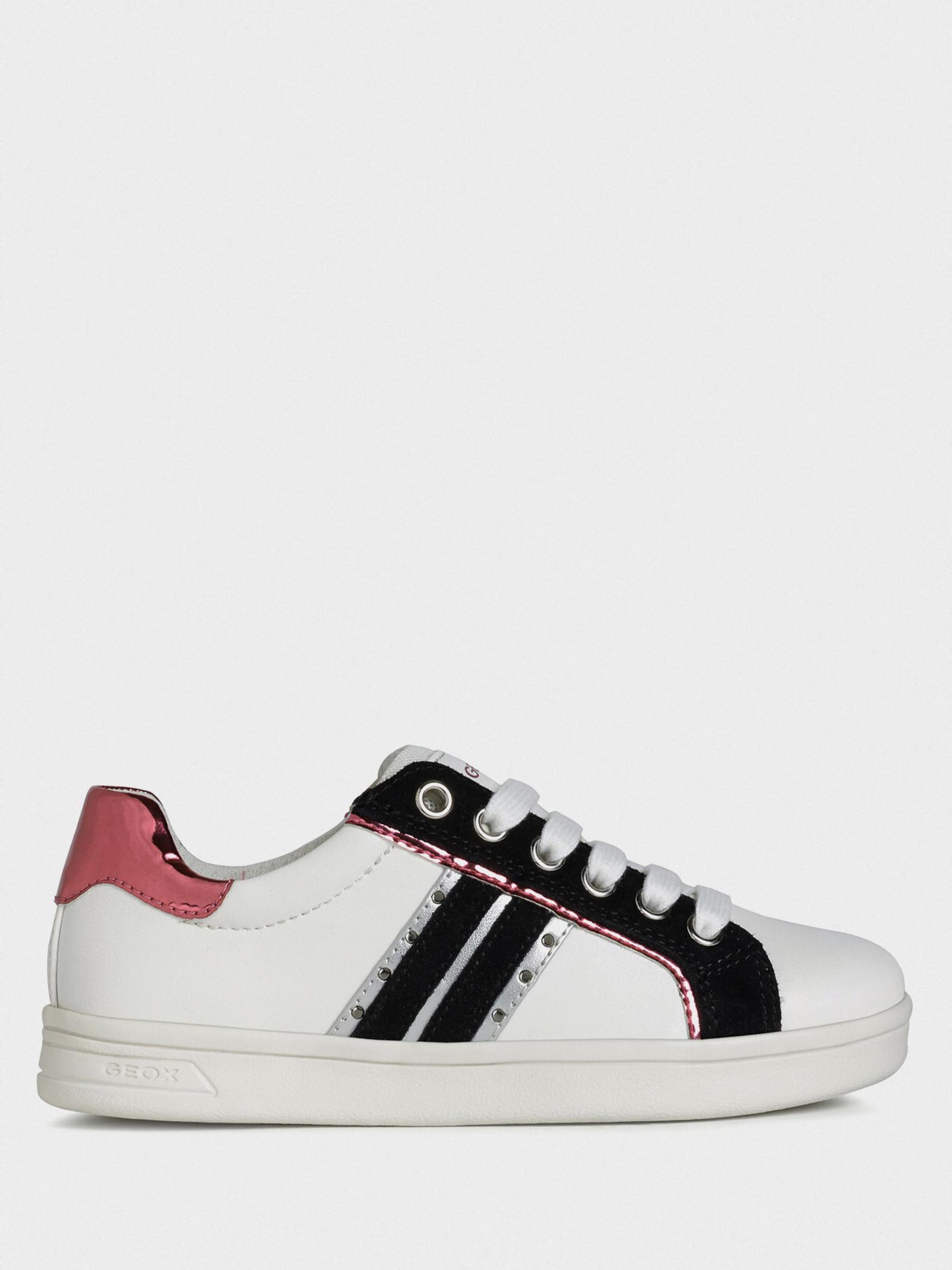 Напівчеревики  дитячі Geox J DJROCK GIRL J024MG-05422-C0404 розмірна сітка взуття, 2017