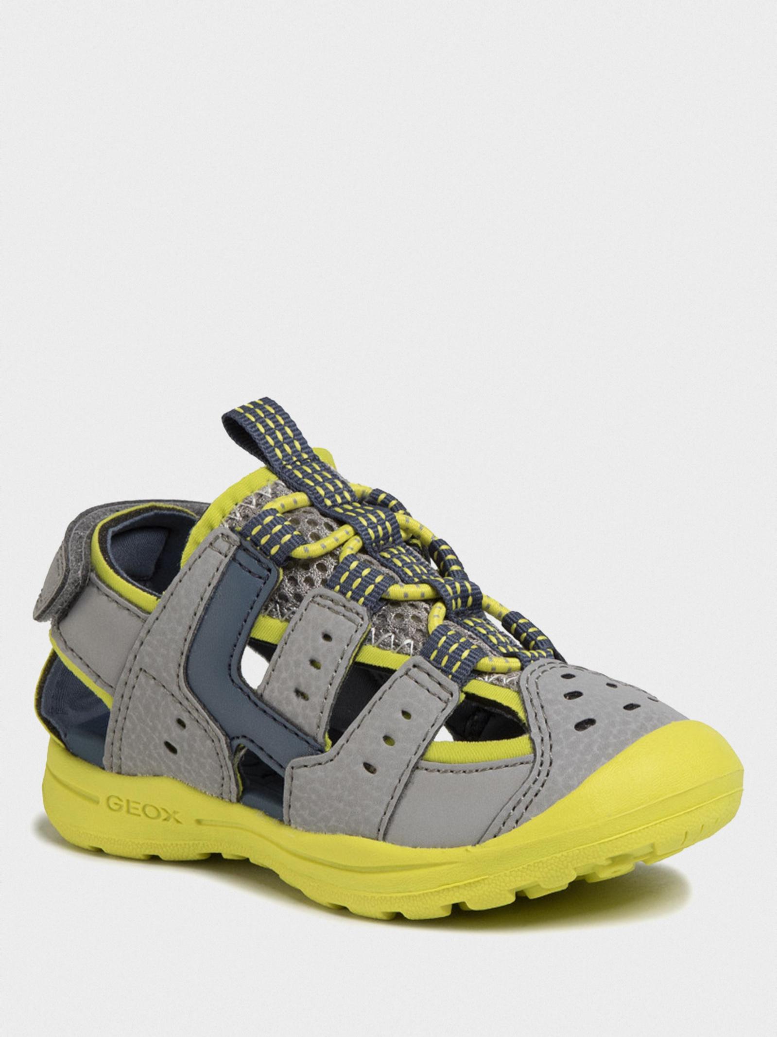 Сандалии детские Geox J VANIETT BOY J025XB-0CE15-C0666 модная обувь, 2017