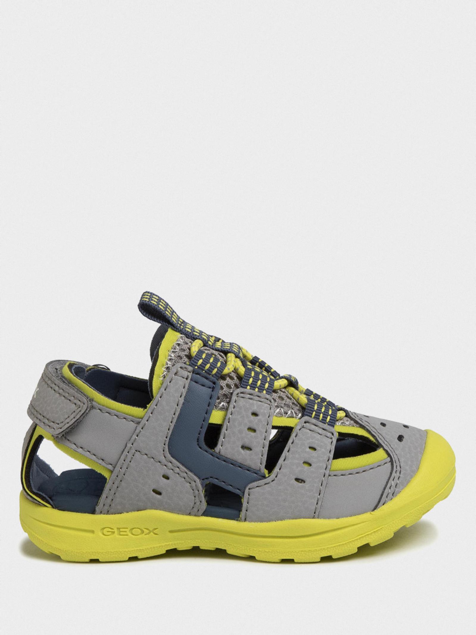 Сандалии детские Geox J VANIETT BOY J025XB-0CE15-C0666 брендовая обувь, 2017