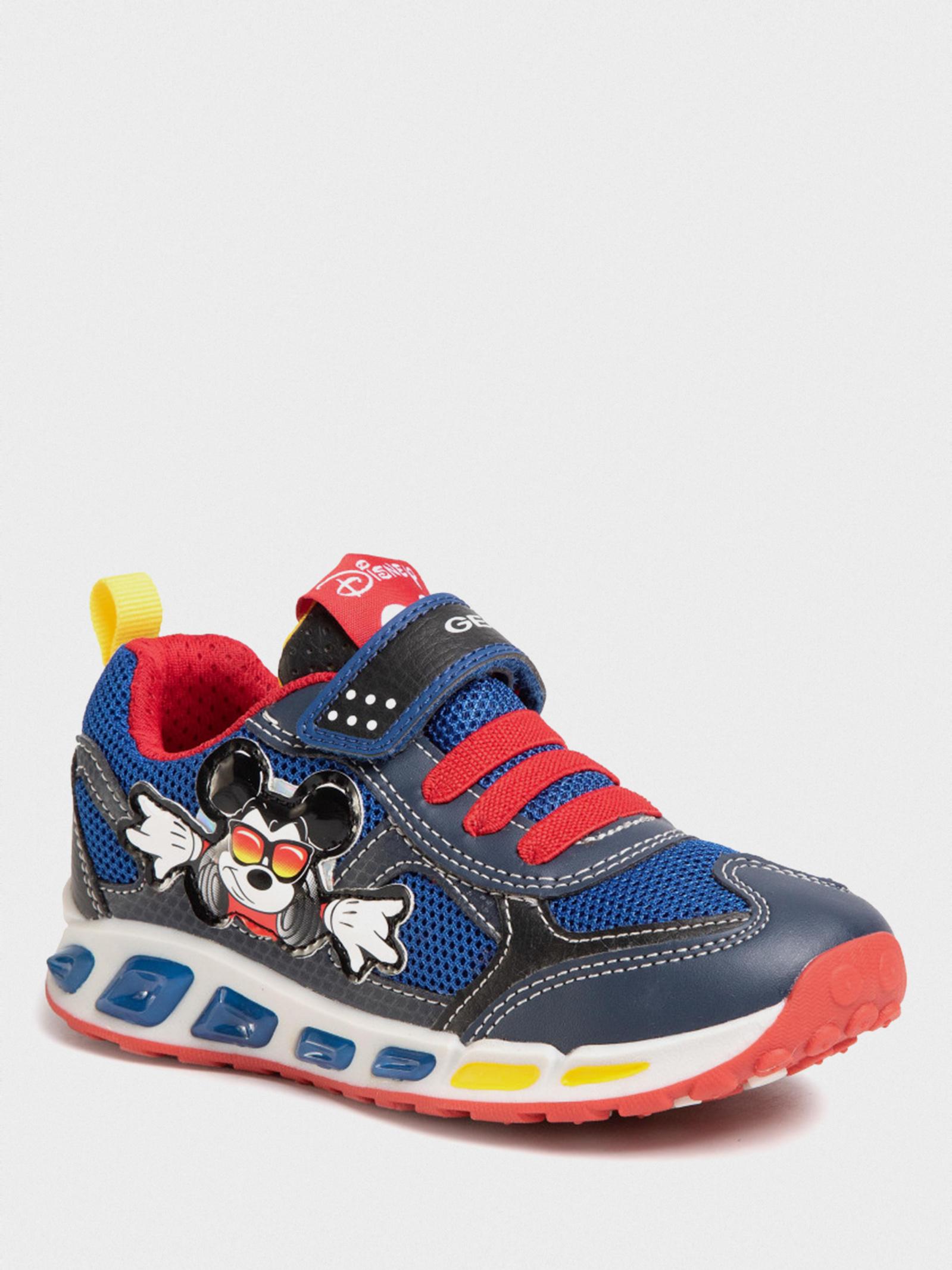Кросівки  дитячі Geox J SHUTTLE BOY J0294A-01454-C0735 модне взуття, 2017