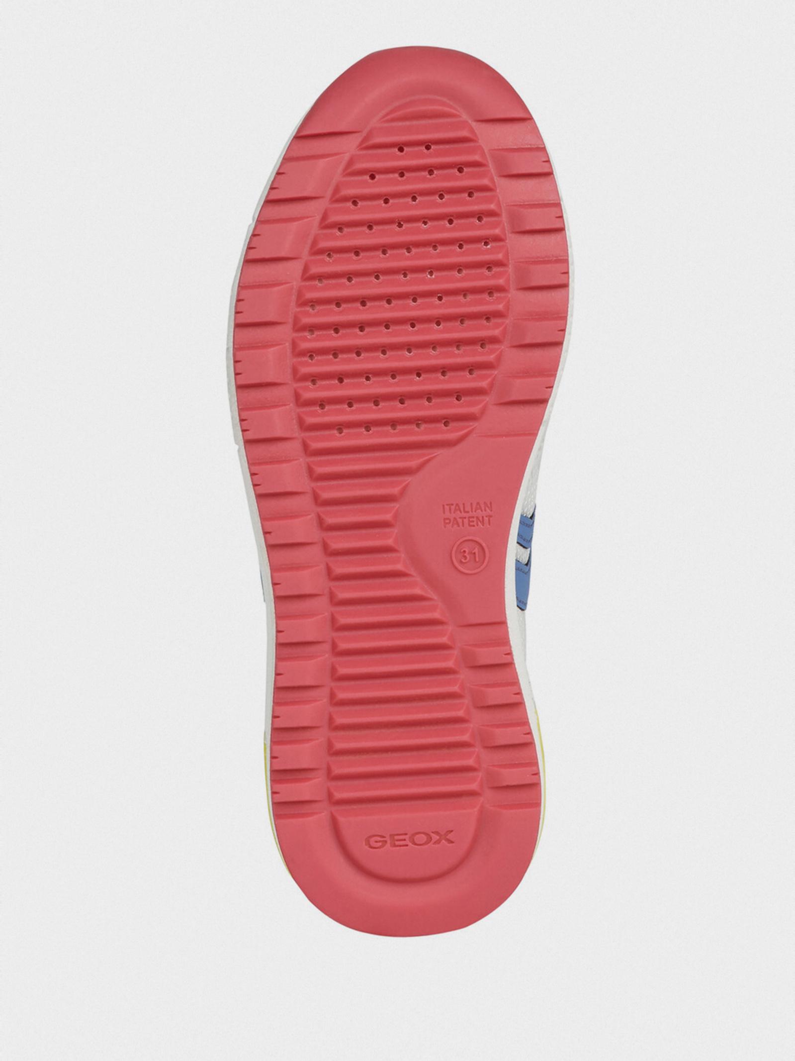 Кросівки  дитячі Geox J ALBEN GIRL J02AQB-01422-C0653 модне взуття, 2017