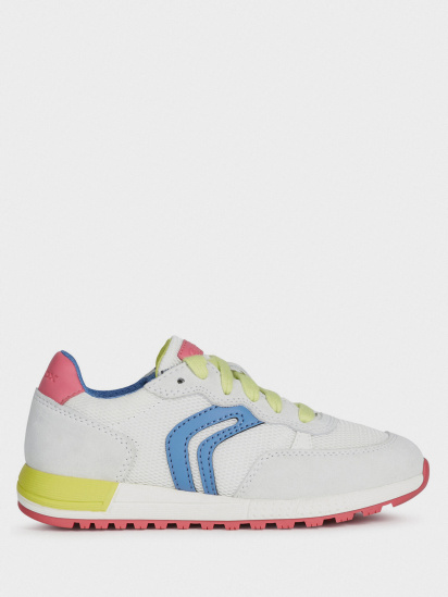 Кросівки  дитячі Geox J ALBEN GIRL J02AQB-01422-C0653 купити в Iнтертоп, 2017