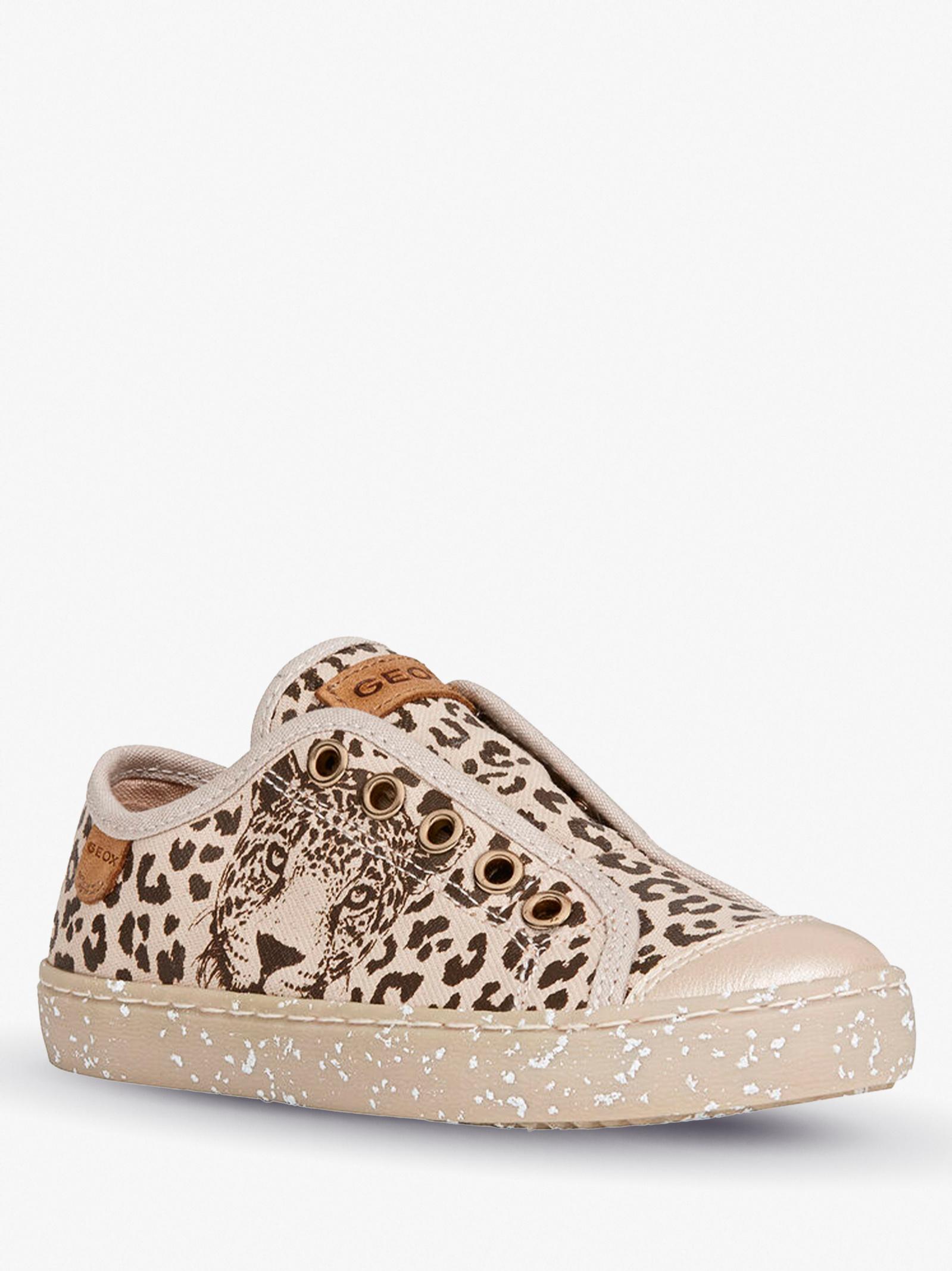 Слипоны детские Geox JR KILWI GIRL J02D5G-000ZB-C5000 брендовая обувь, 2017