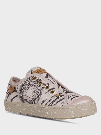 Слипоны детские Geox JR KILWI GIRL J02D5G-000ZB-C8172 брендовая обувь, 2017