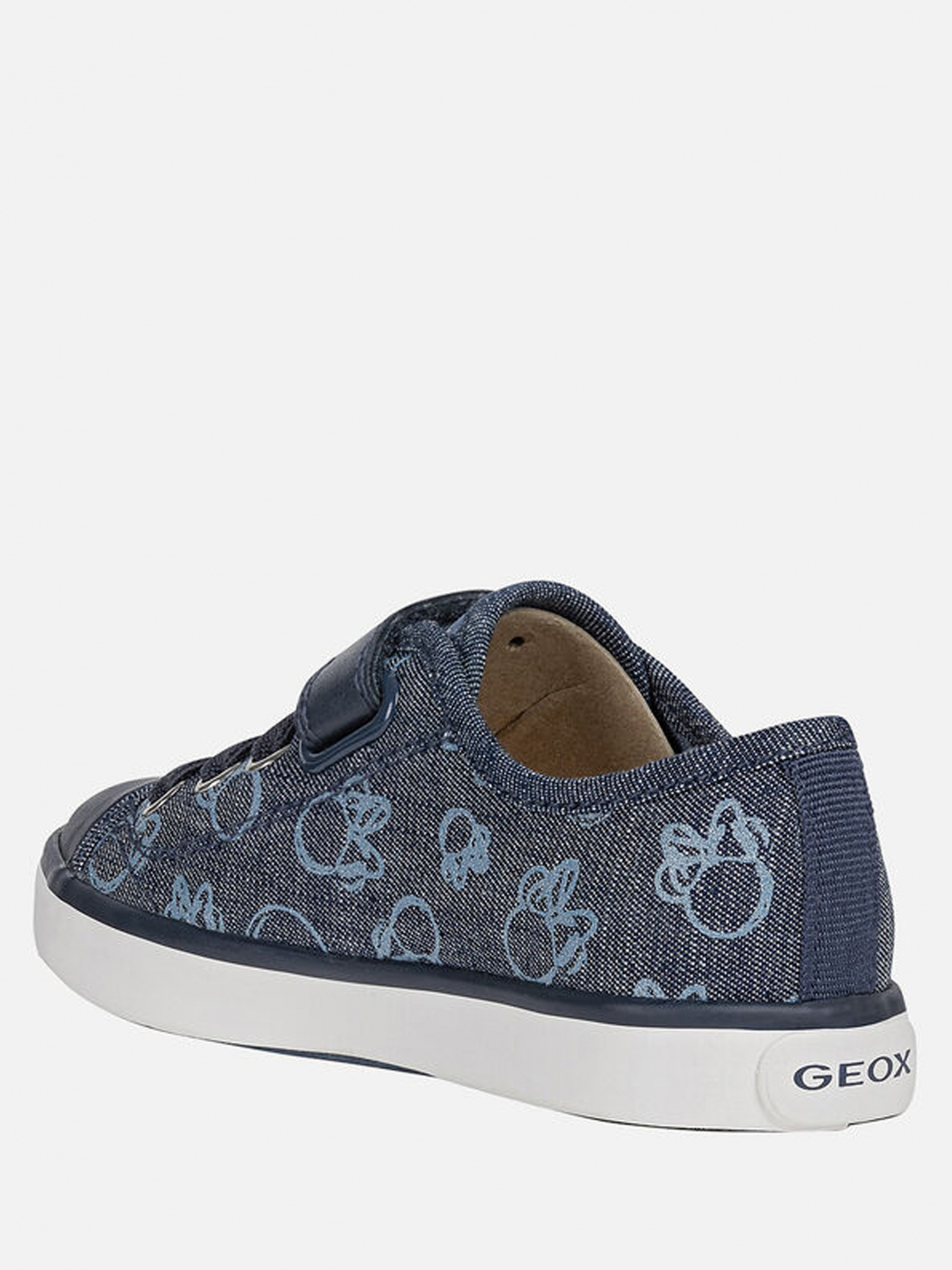 Напівчеревики  дитячі Geox JR CIAK GIRL J9204J-000SB-C4005 розмірна сітка взуття, 2017