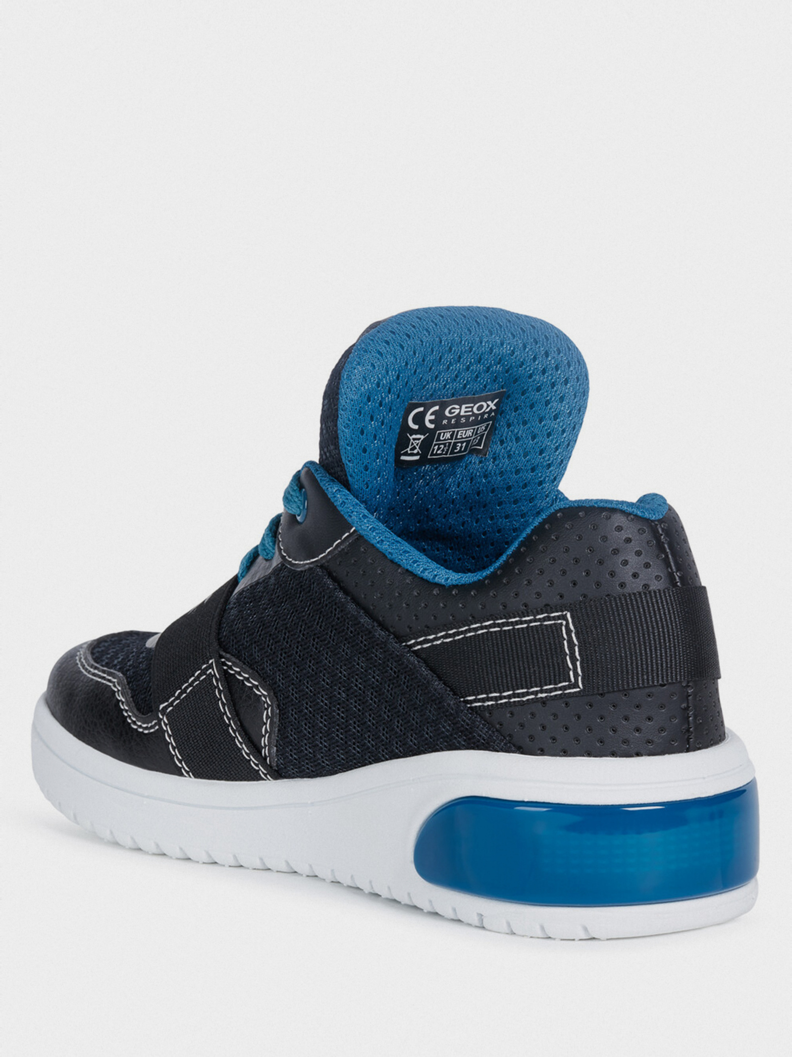 Кроссовки для детей Geox J XLED BOY J927QB-01454-C9269 модная обувь, 2017