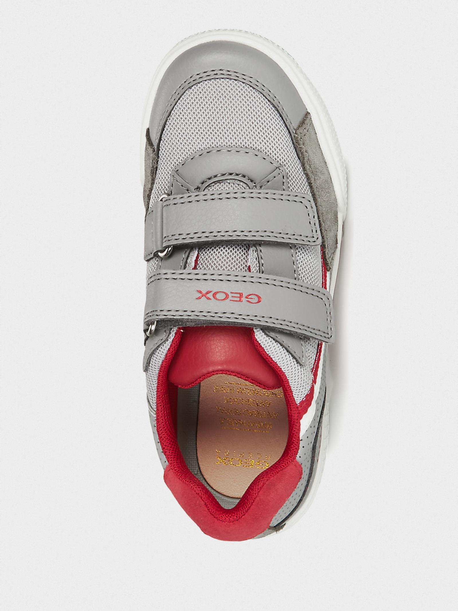 Полуботинки детские Geox J POSEIDO BOY J02BCF-01454-C0051 брендовая обувь, 2017