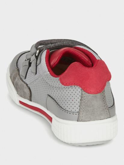 Полуботинки детские Geox J POSEIDO BOY J02BCF-01454-C0051 размерная сетка обуви, 2017