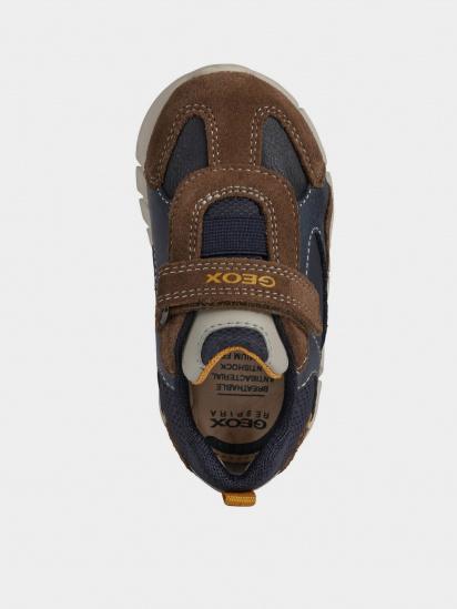 Кросівки для міста Geox модель B152TA-02011-C0947 — фото 4 - INTERTOP