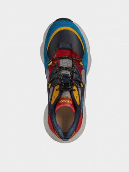 Кросівки для міста Geox J Bubblex B. A модель J16DEA-022FU-C0735 — фото 4 - INTERTOP