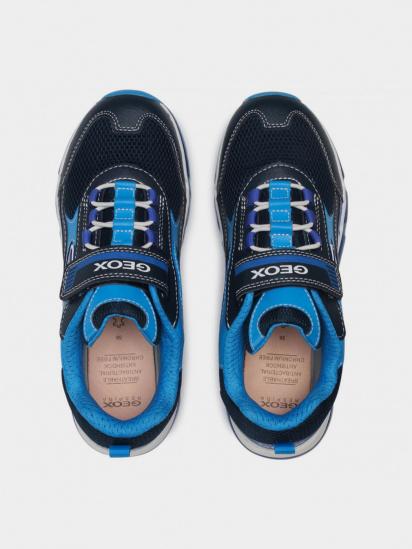 Кросівки для міста Geox модель J1544B-014BU-C0693 — фото 4 - INTERTOP
