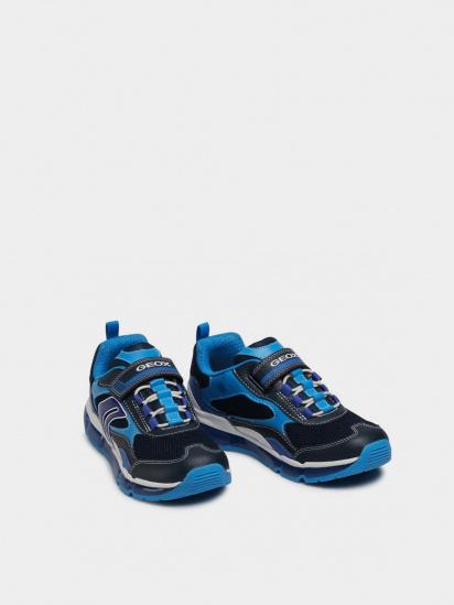 Кросівки для міста Geox модель J1544B-014BU-C0693 — фото 5 - INTERTOP
